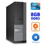 DELL 3020 SFF i3-4130 8GB 250GB DVDRW WIN10Pro