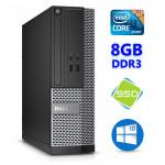 DELL 3020 SFF i3-4130 8GB 120SSD DVDRW WIN10Pro