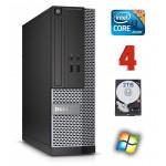 DELL 3020 SFF i3-4130 4GB 2TB DVDRW WIN7Pro