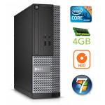DELL 3020 SFF i3-4130 4GB 250GB DVDRW WIN7Pro