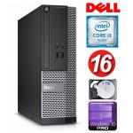 DELL 3020 SFF i3-4150 16GB 1TB DVDRW WIN10Pro
