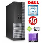 DELL 3020 SFF i3-4150 16GB 120SSD+1TB WIN10PRO/W7P