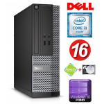 DELL 3020 SFF i3-4150 16GB 120SSD+2TB WIN10Pro