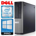 DELL 390 DT i3-2120 4GB 120SSD GT1030 2GB WIN10PRO/W7P