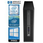 HP 600 G2 SFF i5-6600K 32GB 960SSD+500GB WIN10Pro