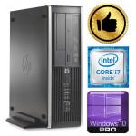 HP 8100 Elite SFF i7-870 16GB 120SSD+2TB GTX1650 4GB DVD WIN10Pro