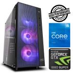 INTOP i5-11600K 16GB 240SSD M.2 NVME GTX1660 SUPER 6GB no-OS