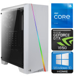 INTOP i5-11600K 16GB 240SSD M.2 NVME GTX1650 4GB WIN10