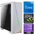 INTOP i5-11600K 16GB 240SSD M.2 NVME GTX1660 SUPER 6GB WIN10Pro