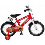 "Bērnu velosipēds Disney Cars Children's Bicycle Red (Rata izmērs: 14"") 66017"