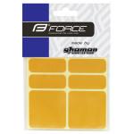 Rāmja aizsarguzlīmes Force Yellow 9885