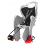 Bērnu krēsliņš Bellelli Mr. Fox Relax B-Fix Silver/Black 65550