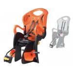 Bērnu krēsliņš  Bellelli Tiger Standard B-Fix Orange/Black 9707