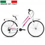 "Pilsētas velosipēds Esperia Oxford TRK.28 TZ50 18V White (Rata izmērs: 28"" Rāmja izmērs: 17"") 65966"