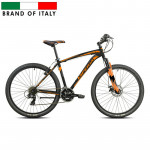 Mountain Bike Esperia 27.5 ACC. TY300 21V Disk A Orange (Rata izmērs: 27,5