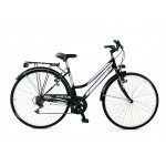 """Frejus City Bike Lady velosipēds– balts (Rata izmērs: 28"""") 2886"""