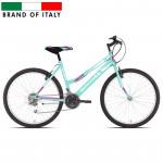 Pilsētas velosipēds  Carratt 8300 26 18V Frizione Tiffany (Rata izmērs: 26
