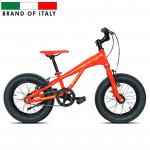 "Bērnu velosipēds Esperia 9000 Fat Bike 16'' Red/Yellow (Rata izmērs: 16"") 65963"