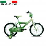 Bērnu velosipēds Esperia 9600 MTB 18 Soldiers Raided  Green (Rata izmērs: 18