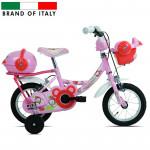 "Bērnu velosipēds Carratt 9700 Parrot MTB14 Bimba Pink (Rata izmērs: 14"") 65986"