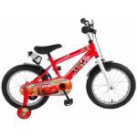 Bērnu velosipēds Disney Cars 16'' Red 83952