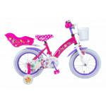 Bērnu velosipēds Disney Minnie Bow-Tique 14'' Pink 83946