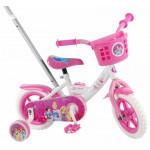 Bērnu velosipēds Disney Princess 10'' Pink / White 83947