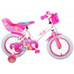 """Bērnu velosipēds Disney Princess Pink (Rata izmērs: 14"""") 66021"""