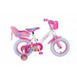 Bērnu velosipēds Disney Princess 12'' Pink 83949