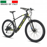 Elektro velosipēds Esperia Xenon E-Bike E960 27,5 Plus Black/Yellow 65667