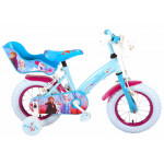 "Bērnu velosipēds Disney Frozen 2 Blue / Purple  (Rata izmērs: 12"") 66018"