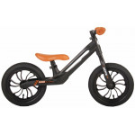 Balance ritenis - skrejritenis QPlay Racer Balance Bike - Magnesium - Boys and Girls - 12 '' Black Brown 85809