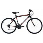 "Frejus MTB pusaudžu velosipēds – melns ar oranžu (Rata izmērs: 26"") 2923"