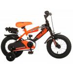 ".Bērnu velosipēds Sportivo (Rata izmērs: 12"") Orange 85646"