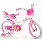 Bērnu velosipēds Disney Princess 16'' Pink 85810